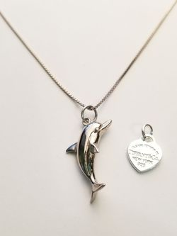 925 Sterling Silver Necklace for Sale in Bellville,  OH