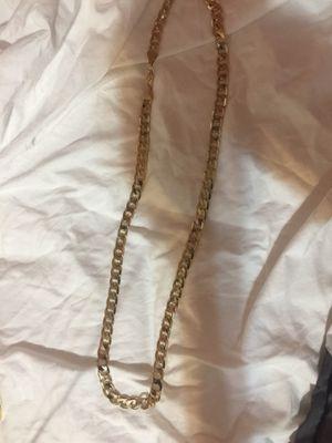 Long 14k gold chain for Sale in Carrollton, TX
