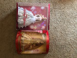 Barbie Dolls 2008/2002 for Sale in Westminster, CO
