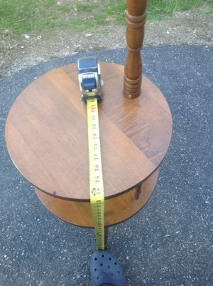 Reduced $25 firm Antique table for Sale in Shrewsbury, MA
