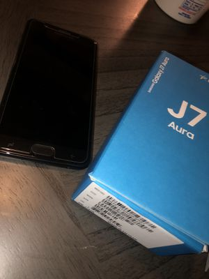Samsung Galaxy j7 never used for Sale in Benton City, WA
