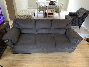 Couch and chair for Sale in Allentown, PA