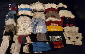 Name brand baby boy clothes 0-3 months for Sale in Philadelphia, PA