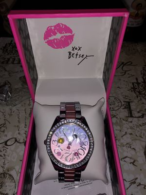 Beautiful Brand New Betsey Johnson Watch !! for Sale in Carlsbad, CA