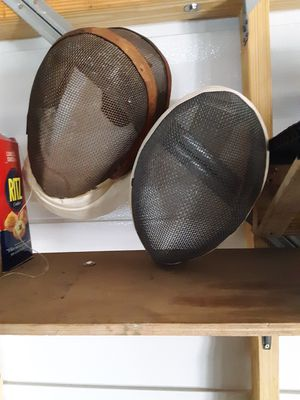Fencing Mask for Sale in Ellabell, GA