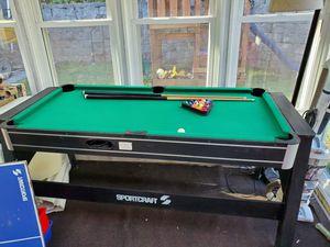 Kids Pool, Air hockey, play table for Sale in Parkersburg, WV
