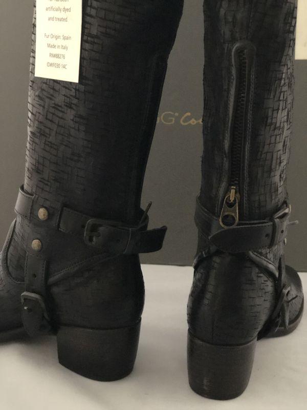 Ugg collection cortona black size 5.5