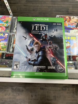 Star Wars Jedi fallen order $35 Gamehogs 11am-7pm for Sale in East Los Angeles, CA