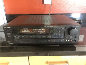 Sony STR-AV1020 Surround Sound Stereo Excellent Condition! for Sale in Phoenix, AZ