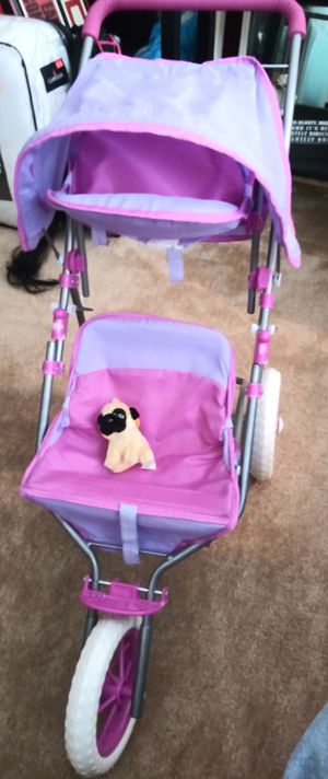 Little World child's jogger stroller for Sale in Portsmouth, VA