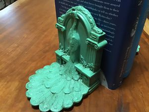 Vintage Peacock Book Ends for Sale in Brecksville, OH