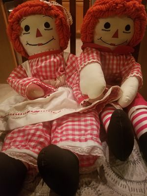 Raggedy Ann and Andy for Sale in Land O Lakes, FL