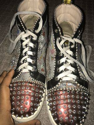 Christian Louboutin Red bottoms (men) for Sale in Greater Landover, MD