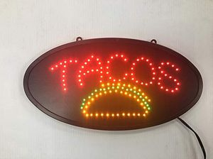 Tacos LED display sign for Sale in Los Angeles, CA
