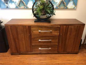 Solid Tasmanian Blackwood Dresser for Sale in Hilo, HI