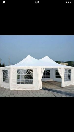 Party tent 29'x20' for Sale in Fort Worth, TX