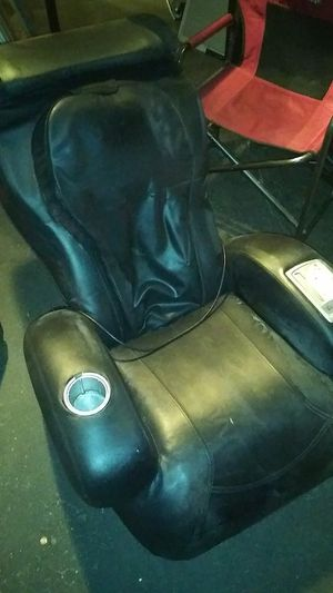 IJoy Turbo 2 Sharper Image Massage Chair Interactive Health Human Touch Robotic for Sale in Mesa, AZ