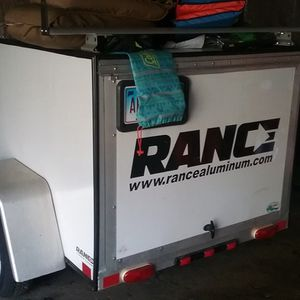 RANCE ALUMINUM, TRÁILER for Sale in West Haven, CT