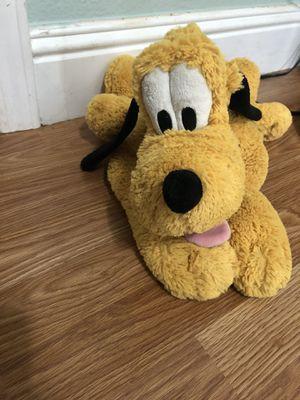 Disney store Pluto for Sale in Loomis, CA