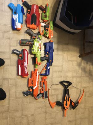 Nerf guns for Sale in Swansea, MA