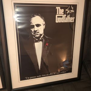 Godfather Movie/ Goodfellas Movie Picture Collection for Sale in Everett, WA