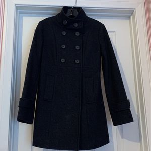 Charcoal Grey pea Coat for Sale in Temecula, CA