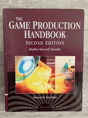 The Game Production Handbook for Sale in Selma, CA