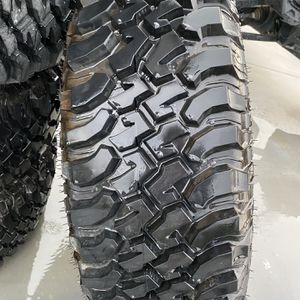 Jeep Rubicon Set Of Wheels And Tires for Sale in Las Vegas, NV