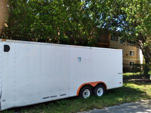 Trailer doble heje for Sale in Hialeah, FL