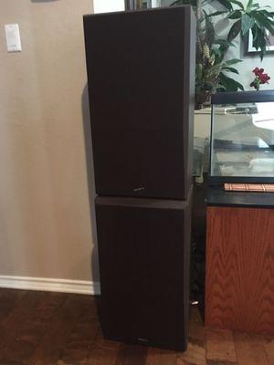 Sony SS U35 8W stele speakers for Sale in Garland, TX