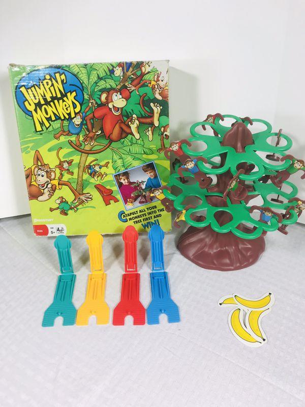 2011 Pressman Junpin Monkeys Game