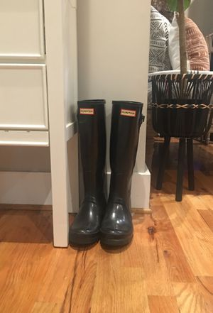 Hunter Rain Boots (Classic) for Sale in Norfolk, VA
