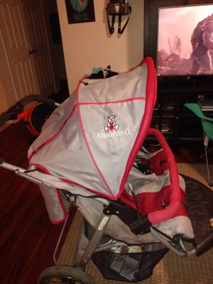 Double stroller for Sale in Brawley, CA