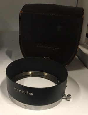 Minolta D57KAG with leather case for Sale in Virginia Beach, VA
