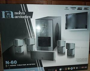 Sound system N-60 for Sale in Shalimar, FL