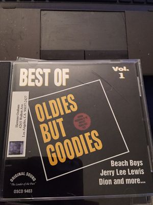 Beach Boys, Jerry Lee Lewis,The Police,Herb Alpert for Sale in Los Angeles, CA