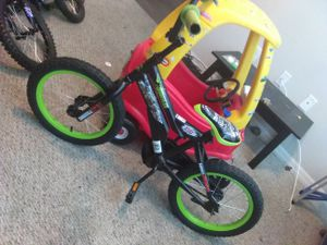 Ninja turtle bike for Sale in Tampa, FL