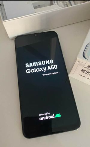 Samsung Galaxy A50, Factory Unlocked.. Excellent Condition. for Sale in Springfield, VA