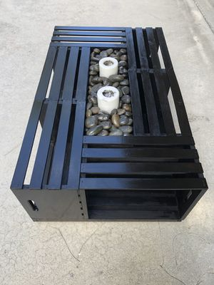 Crate coffee table for Sale in Delray Beach, FL