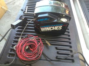Winches 5,000Lbs for Sale in Middletown, OH
