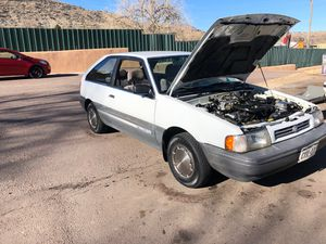 1989 mercury tracer /Mazda 323 5speed Manual for Sale in Colorado Springs, CO