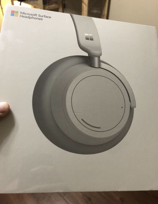 Microsoft Surface Headphones (Noise Canceling) | brand new in box