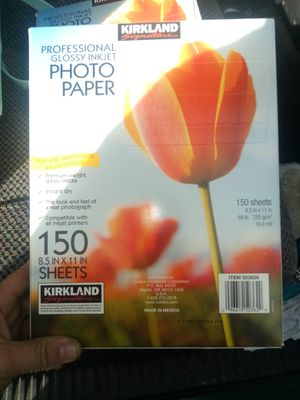 Perfecinal picture papper for Sale in Portland, OR