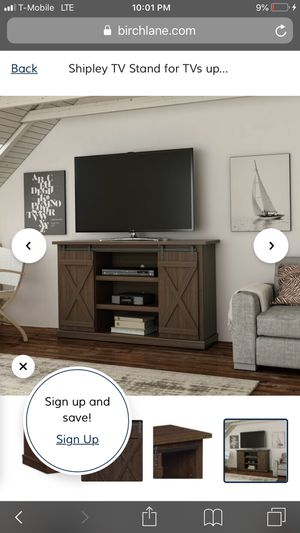 Solid wood Tv stand for Sale in Norwalk, CA