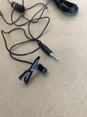 Audio-Technica omin lavalier mic for Sale in Whittier, CA