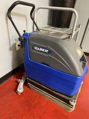 Saber floor scrubber machine for Sale in Glendale, AZ