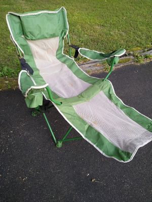 Camping chair for Sale in Glen Burnie, MD