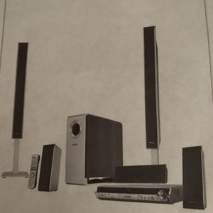 Panasonic Home Theater System SC-RT50 New for Sale in Kirtland, OH