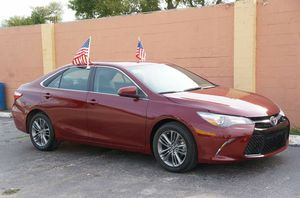 2017 Toyota Camry for Sale in Hialeah, FL