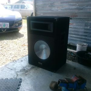 Pair of Digital Pro Audio speskers for Sale in Newberg, OR